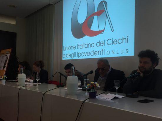 Assemblea dei soci UICI 2017 con la Presidenza di Paolo Angeletti